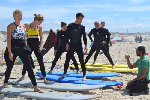 Rowing Camp with Surfing - Groups - 2018